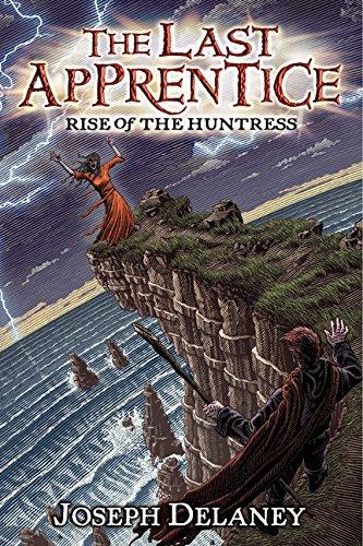 9780061715129: The Last Apprentice: Rise of the Huntress (Book 7)