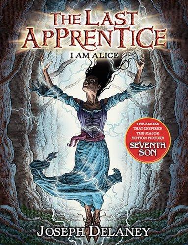 9780061715136: The Last Apprentice: I Am Alice (Book 12)