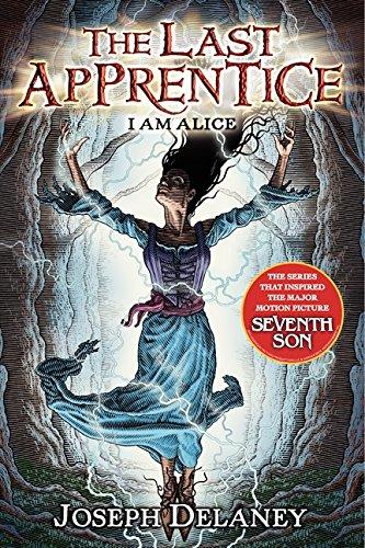 9780061715150: The Last Apprentice: I Am Alice (Book 12)