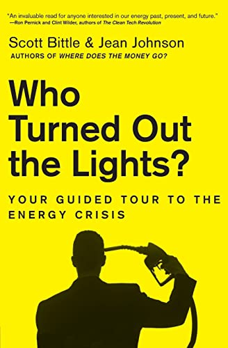 9780061715648: Who Turned Out the Lights?: Your Guided Tour to the Energy Crisis (Guided Tour of the Economy)