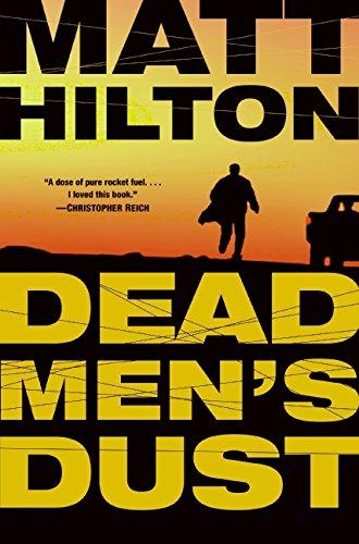 Dead Men's Dust ***SIGNED***: Matt Hilton