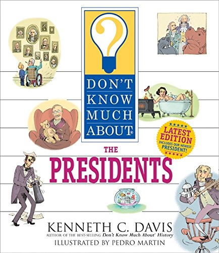 9780061718236: Don't Know Much About the Presidents (revised edition)