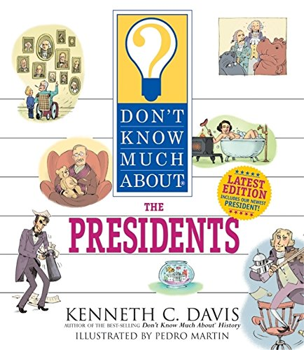9780061718243: Don't Know Much About the Presidents (revised edition)