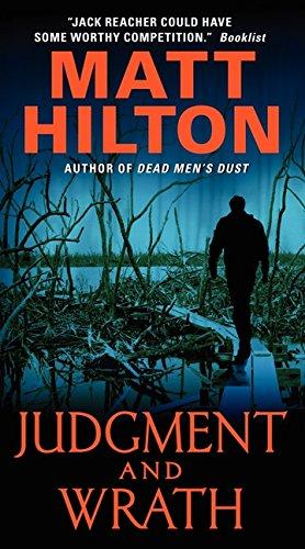 9780061718267: Judgment and Wrath (Joe Hunter Novels)