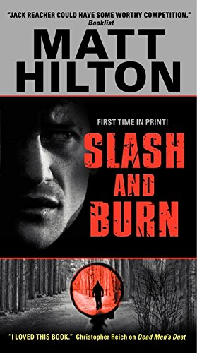 9780061718472: Slash and Burn (Joe Hunter Novels)