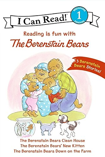 9780061719042: Reading is Fun with the Berenstain Bears (I Can Read Book 1)