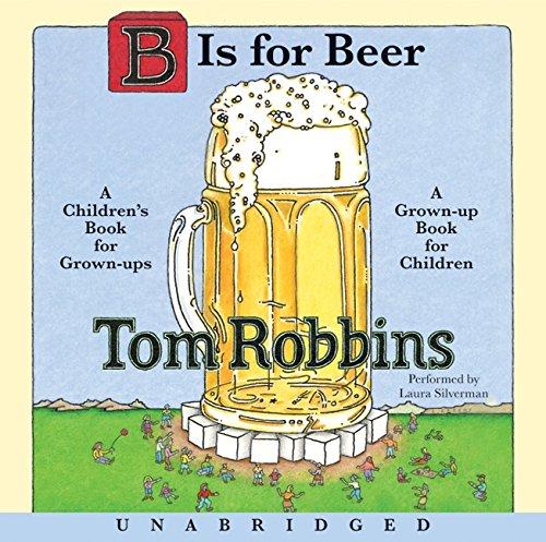9780061719080: B is for Beer Unabridged CD