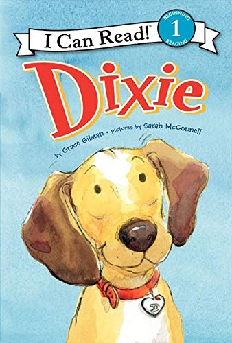 9780061719134: Dixie (I Can Read Level 1)