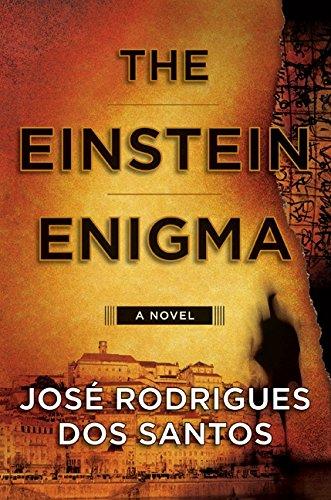 9780061719240: The Einstein Enigma: A Novel