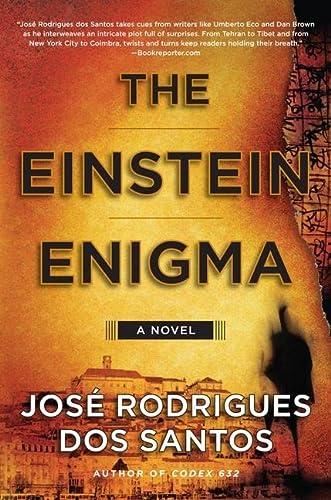 9780061719318: The Einstein Enigma: A Novel