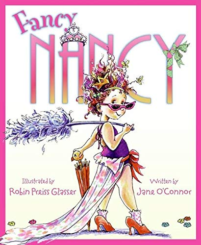 9780061719448: Fancy Nancy Big Book