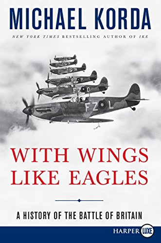 9780061719714: With Wings Like Eagles LP: A History of the Battle of Britain