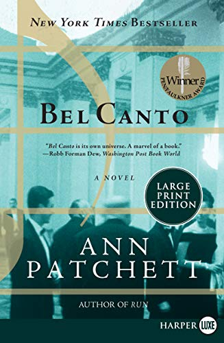 9780061719868: Bel Canto LP: A Novel