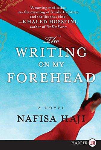 9780061719905: The Writing on My Forehead: A Novel