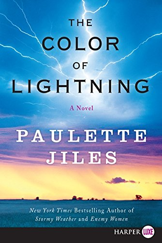 9780061720055: The Color of Lightning LP: A Novel