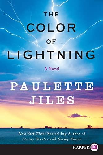9780061720055: The Color of Lightning LP: A Novel