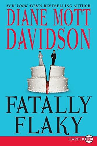 9780061720086: Fatally Flaky (Goldy Culinary Mysteries, No. 15)