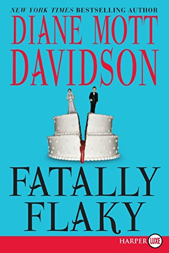 9780061720086: Fatally Flaky (Goldy Culinary Mysteries, No. 15)