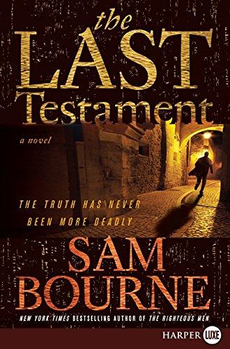 9780061720130: The Last Testament