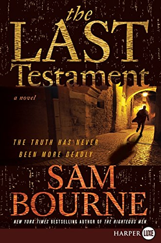 9780061720130: The Last Testament LP