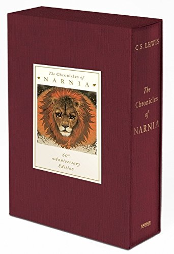 9780061721083: The Chronicles of Narnia, 60th Anniversary Edition