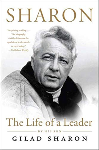 9780061721519: Sharon: The Life of a Leader