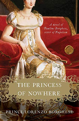 9780061721618: The Princess of Nowhere: A Novel