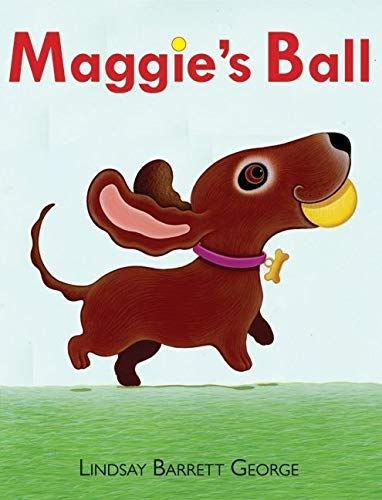 9780061721663: Maggie's Ball