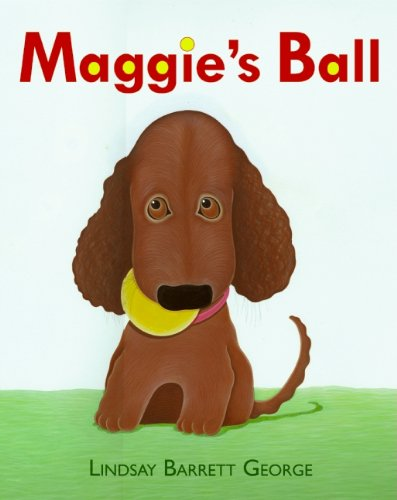 Maggie's Ball: George, Lindsay Barrett