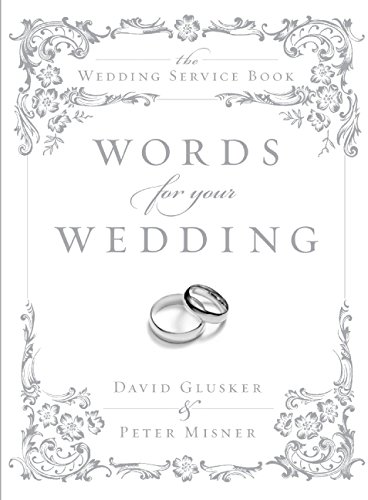 9780061723773: Words for Your Wedding