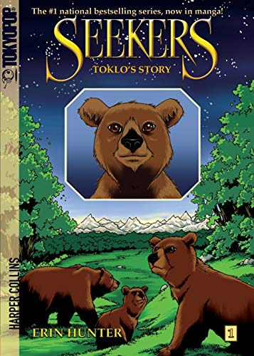 9780061723803: Seekers: Toklo's Story (Seekers Manga)