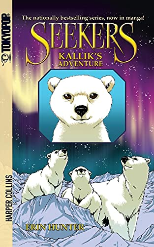 9780061723834: Seekers: Kallik's Adventure (Seekers Manga)