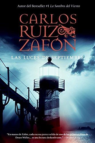 Las Luces De Septiembre Trilogia De La Niebla Spanish Edition Ruiz Zafon Carlos New Bennettbooksltd