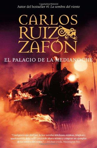 9780061724343: El Palacio de la Medianoche (Trilogia de La Niebla)