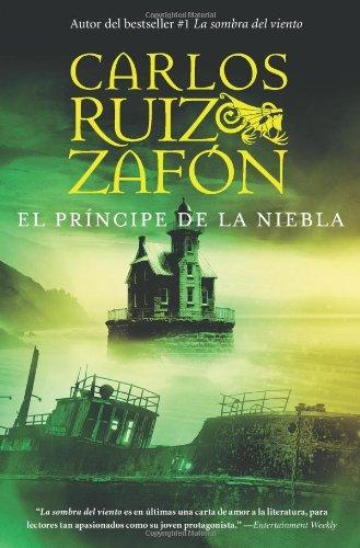 9780061724350: El principe de la niebla (Trilogia de La Niebla) (Spanish Edition)