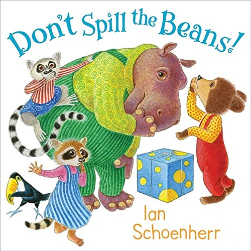 9780061724572: Don't Spill the Beans!