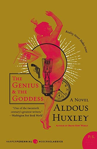 9780061724909: The Genius and the Goddess: A Novel