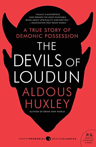9780061724916: The Devils of Loudun (P.S.)