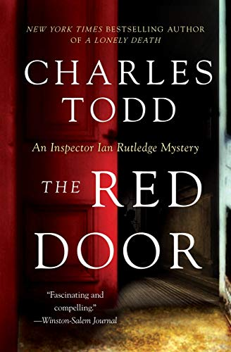 9780061726170: The Red Door: An Inspector Rutledge Mystery (Inspector Ian Rutledge Mysteries)