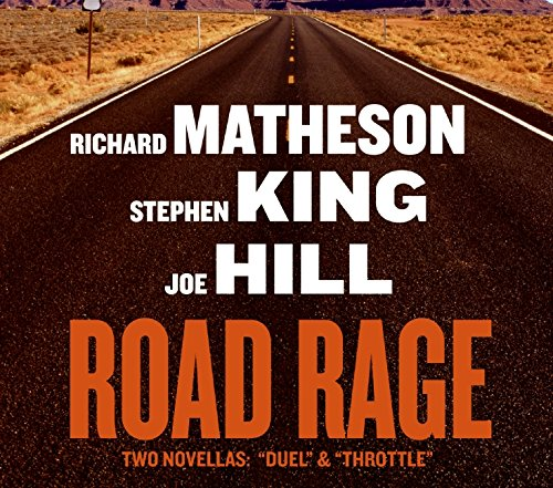 """Road Rage CD: Includes 'Duel"""" and """"Throttle"""": Hill, Joe; King,"""