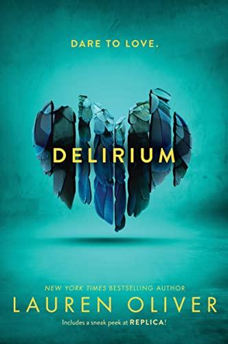 9780061726835: Delirium