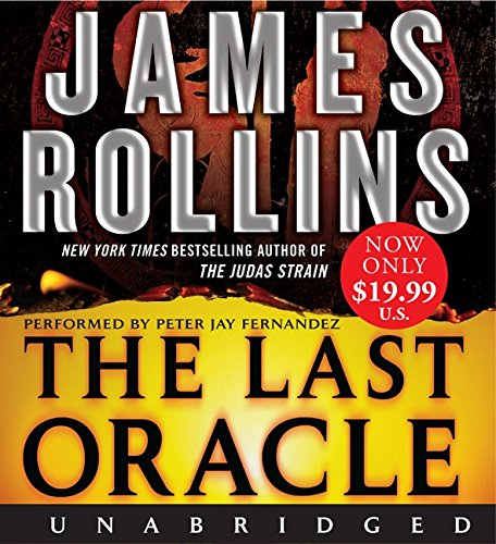 9780061727603: The Last Oracle (Sigma Force)