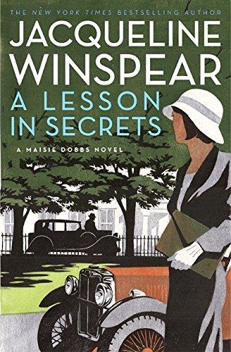 9780061727672: A Lesson in Secrets (Maisie Dobbs)