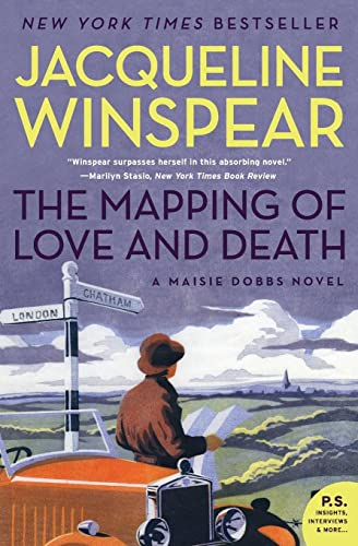 9780061727689: The Mapping of Love and Death: A Maisie Dobbs Novel