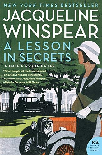 9780061727719: A Lesson in Secrets (P.S.)
