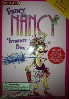 9780061727986: Fancy Nancy Treasure Box