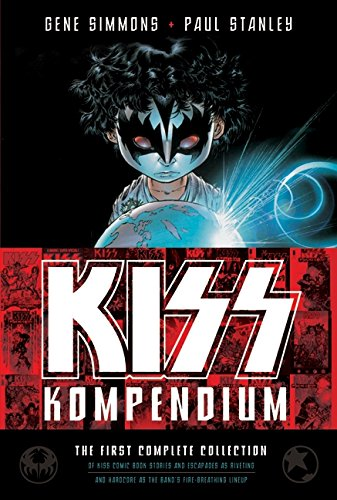 KISS Kompendium: Gene Simmons; Paul
