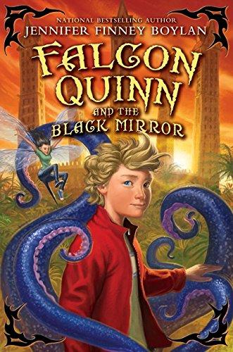 9780061728327: Falcon Quinn and the Black Mirror