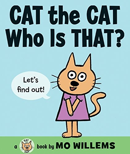 9780061728402: Cat the Cat, Who Is That? (Cat the Cat Series)