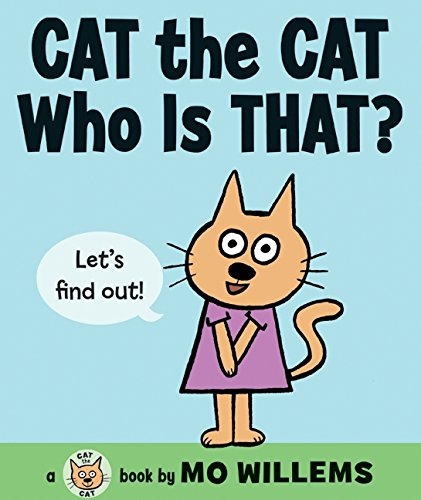 9780061728419: Cat the Cat, Who Is That? (Cat the Cat (Library))